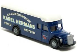 BRE 95588 MB O 6600 meubelwagen Karel Hermans 1:87