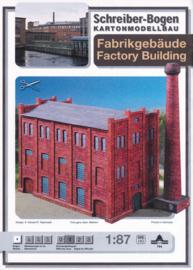 Bouwplaat SB 764 Fabrieksgebouw