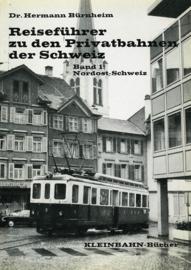 Reisefuhrer zu den Privatbahnen der Schweiz, Band 1