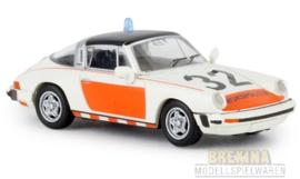 BRE 16358 Porsche 911 G Targa Rijkspolitie 32TD 1:87
