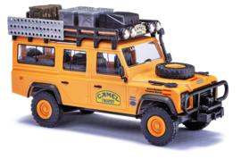 BA 50378 Land Rover Camel Trophy 1:87