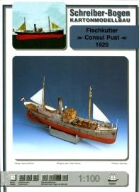 Bouwplaat SB 72593   Viskotter