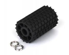 85000057 Graveer roller 4 x 4 mm, breed 35 mm