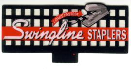 Reclamebord 44-3402   Swingline Staplers HO