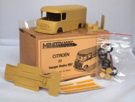 MINITRUCKS no 11 Citroen Fourgon Heuliez resin kit 1:50