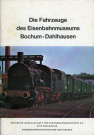 Die Fahrzeuge des Eisenbahnmuseums Bochum-Dahlhausen 1979