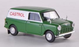 BRE 15357 Austin Mini Van Castrol 1:87
