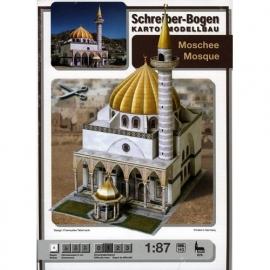 Bouwplaat SB 679 Moskee