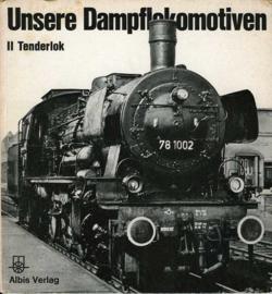 Unsere Dampflokomotiven II Tenderlok