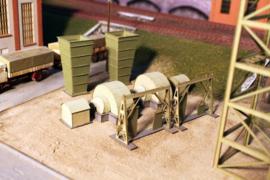JW 17012 Ventilatie set mijnschacht HO