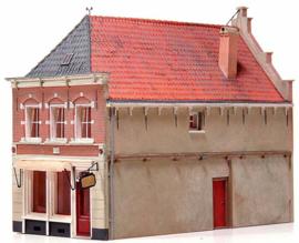 10 166 Winkel-woonhuis HO 1:87