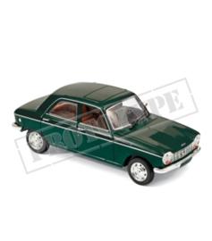 472415 Peugeot 204 1966 1:43