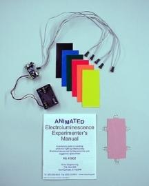 Reclame verlichting 2502 Animator's Experimental kit