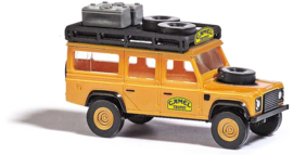 BA 8382 Land Rover Camel Trophy 1:160
