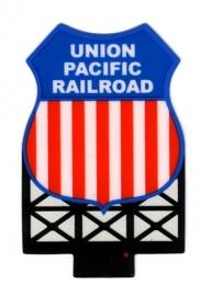 Reclamebord 44-1802 Union Pacific Railroad HO