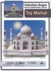 Bouwplaat SB 760 Taj Mahal