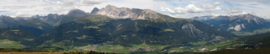 343 Zwitserland hooggebergte 3/3 HO 30 cm hoog