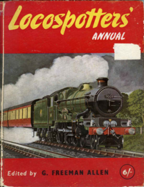 Locospotters Annual 1957