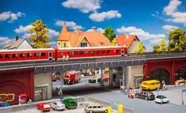 FA 120581 Stadsbrug voor het spoor HO