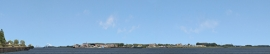 328 rivier links HO 30 cm hoog