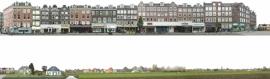 achtergrond N 4   Kinkerstraat en Sloterdijk