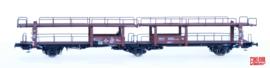 EX 20014 autotransportwagen NS LACS Broekman HO