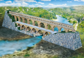 Bouwplaat SB 793   Pont du Gard