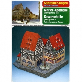 Bouwplaat SB 72474   Apotheek Rothenburg