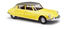 BA 48028 Citroen DS 19 2-kleurig geel 1:87