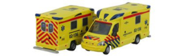 R686032 MB Sprinter Ambulance Friesland 1:87