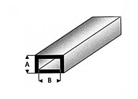 hol profiel rechthoek 421-51
