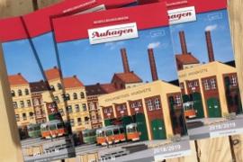 Auhagen catalogus nr. 15 2018/2019