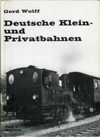 Deutsche Klein- und Privatbahnen, Teil 6