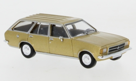 PCX 87 0023 Opel Rekord D goud 1:87