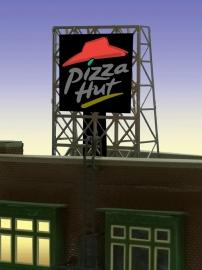 Reclamebord 33-8985 Pizza Hut N