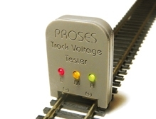 PVT 001 spanningstester gelijkstroom