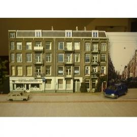 bouwplaat N 106 Huizenblok