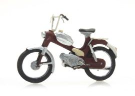 387 266 Brommers: Puch rood HO 1:87