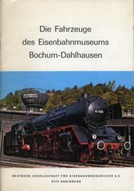 Die Fahrzeuge des Eisenbahnmuseums Bochum-Dahlhausen 1977