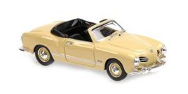 940-051031 VW Karmann Ghia Cabrio 1:43
