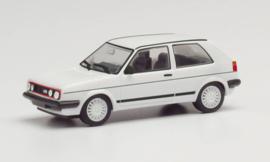 H420846 VW Golf II GTI wit 1:87