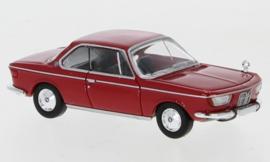 PCX 87 0028 BMW 2000 CS rood 1:87