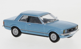 PCX 87 0007 Ford Taunus TC2 metallic blauw 1:87