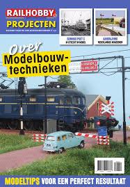401 Railhobby Projecten 2018