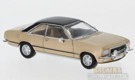 PCX 87 0038 Opel Commodore beige/zwart 1:87