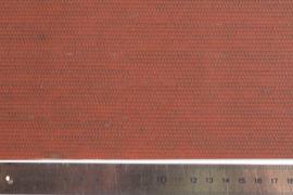 Redutex rechte leitjes rood 160 TF 113