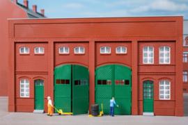 80529 muren 2391G rood, deur L