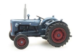 387 278 Tractor Ford Dexta blauw HO 1:87