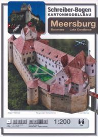 Bouwplaat SB 763 Meersburg Bodensee