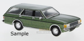 PCX 87 0032 Ford Granada Turnier, groen 1:87